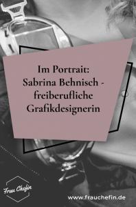 Sabrina Behnisch Grafikdesignerin