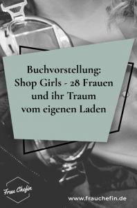 Shop Girls Buchvorstellung