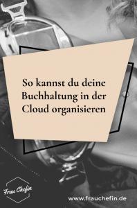 Buchhaltung in der Cloud