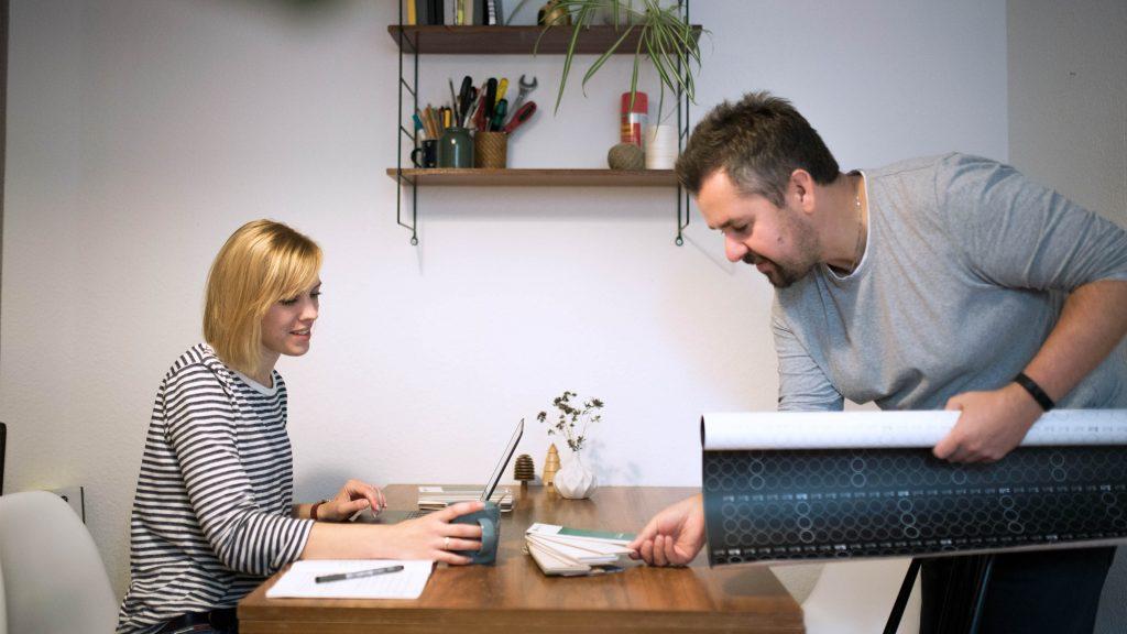 """Marlene Frey: Inhaberin der Designagentur """"Frey und Meute"""""""