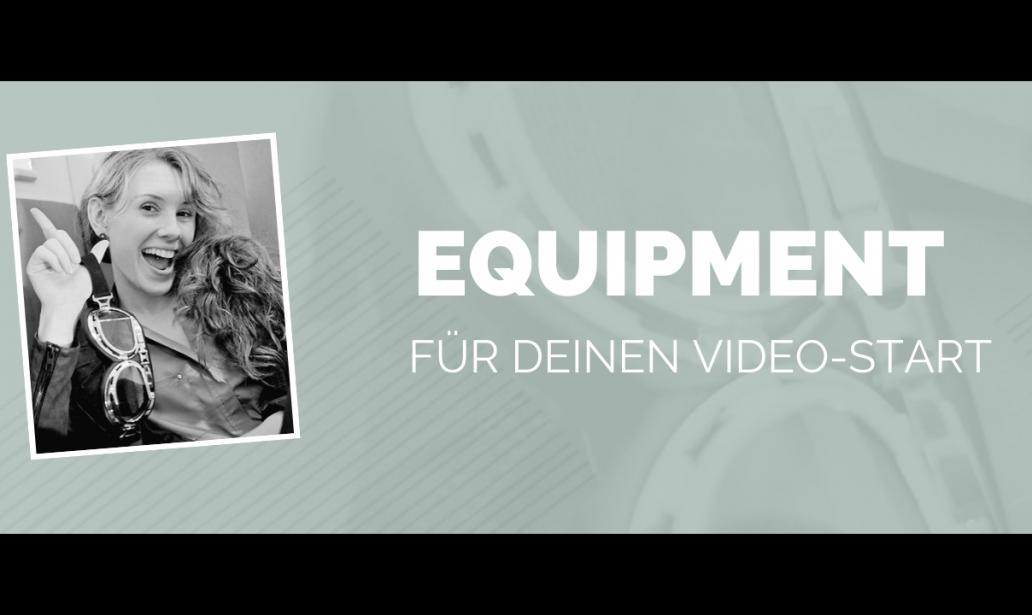 Equipment Video-Start