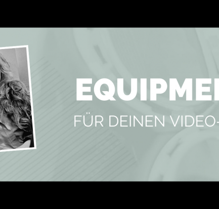 Equipment Video-Start