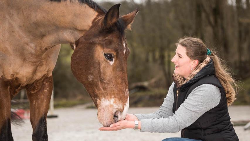 Claudia Grajek pferdegestuetztes Coaching