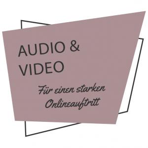 Audio- und Videobearbeitung