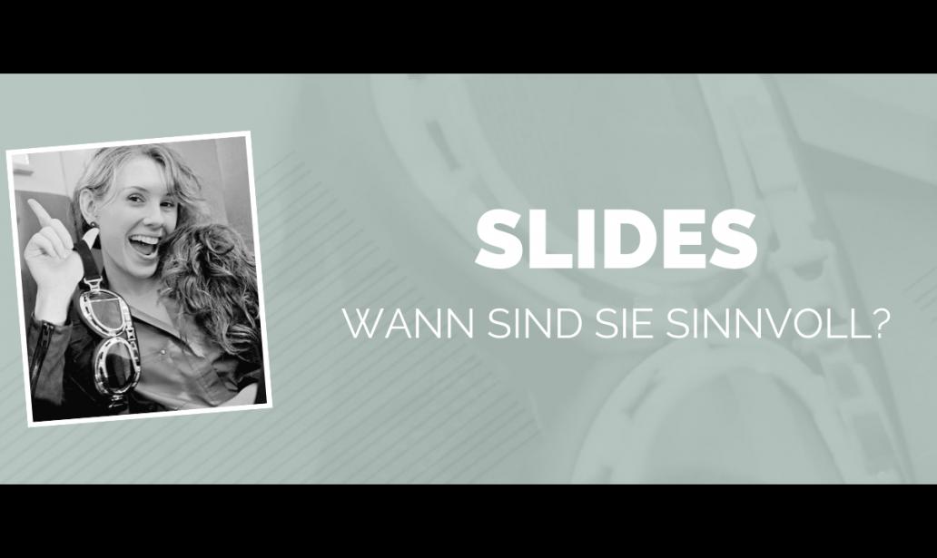 Slides in Videos