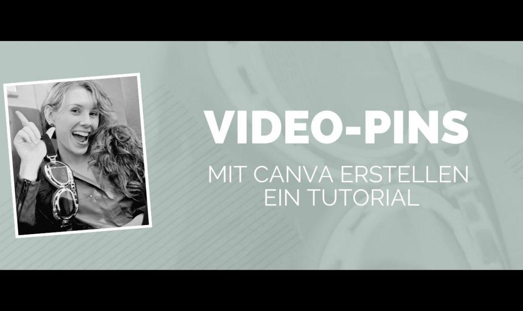 Video-Pins erstellen mit Canva